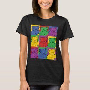 Pop Art Koala T-Shirt
